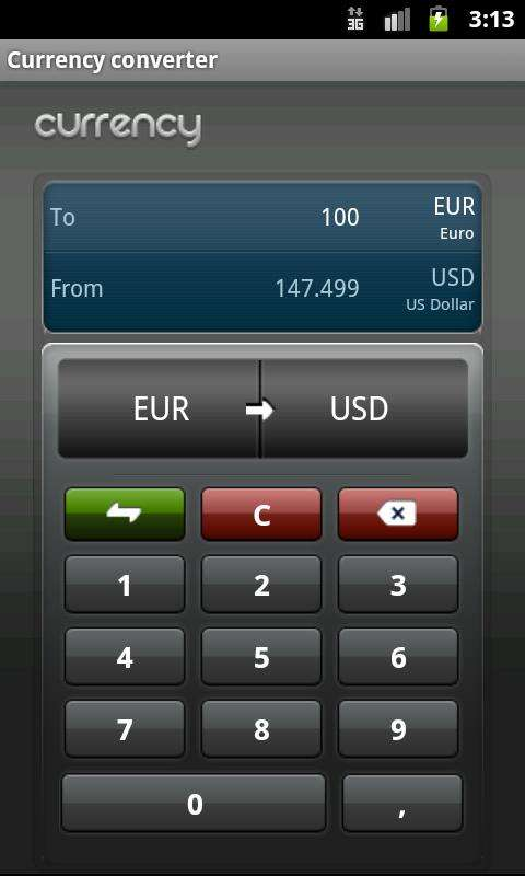 Currency converter free download for android