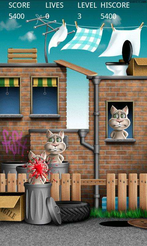 Talking Cat Download For Samsung Z1