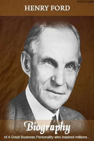 henry ford article