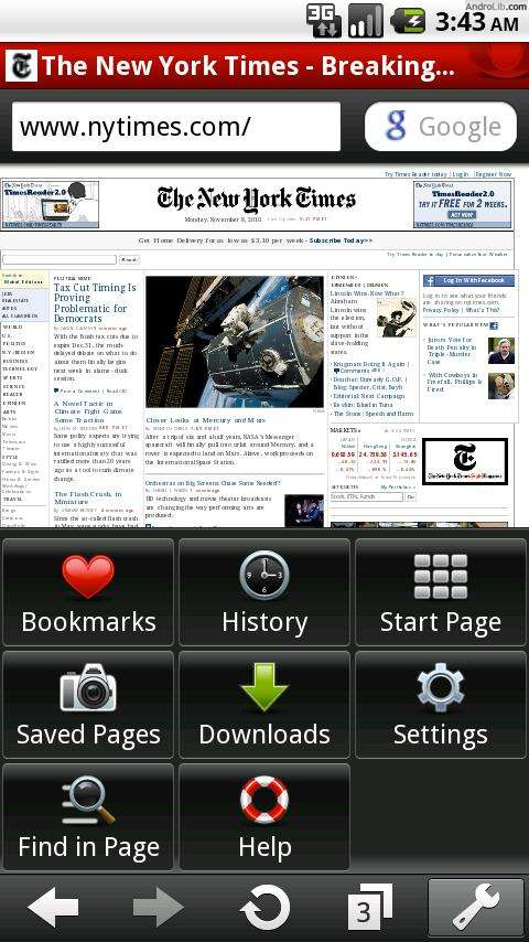 the history of mobile web browsing Browsinghistoryview is a utility that reads the history data of 4 different web browsers (internet explorer, mozilla firefox, google chrome, and safari) and displays the browsing history of all these web browsers in one table.