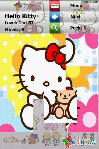 Hello kitty puzzle games free download